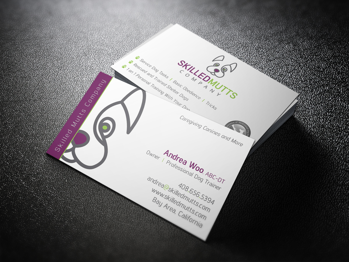 devineportfodevineportfolio-graphic-design-business-cards-skilled-mutts-dog-traininglio-logo-design-business-cards-skilled-mutts-dog-training